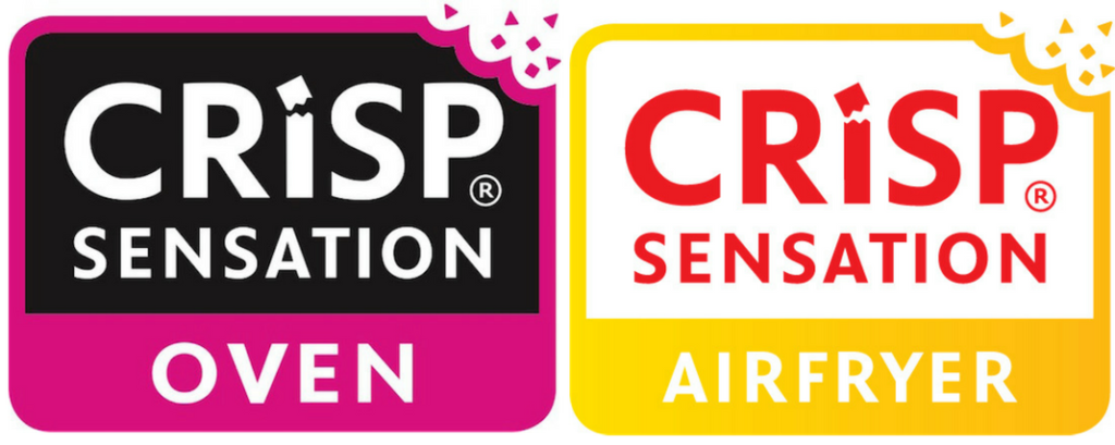 Crisp Preparation logos on pack
