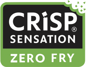 Logo Crisp Sensation ZeroFry